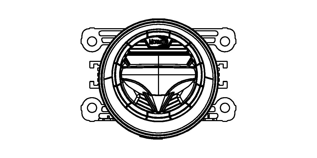 Scion FR-S: Morimoto XB LED Projector Fog Lights I LEDC